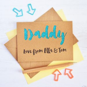 For Dad (or Step-Dad, or Grandad)