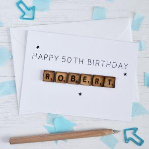 Celebrate a special birthday!